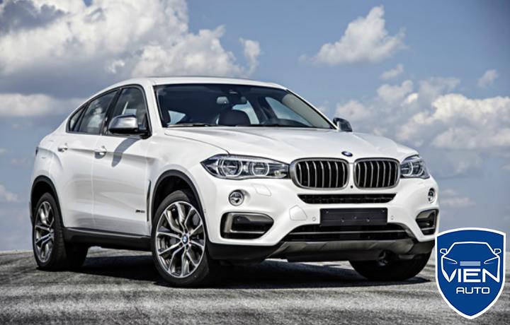 Garage sửa ô tô BMW uy tín