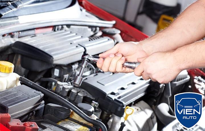 Trung tâm bảo trì, sửa chữa ô tô BMW chính hãng.
