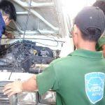 Cách xử lý báo lỗi túi khí BMW 320