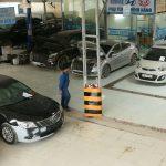Sửa chữa ô tô BMW 730