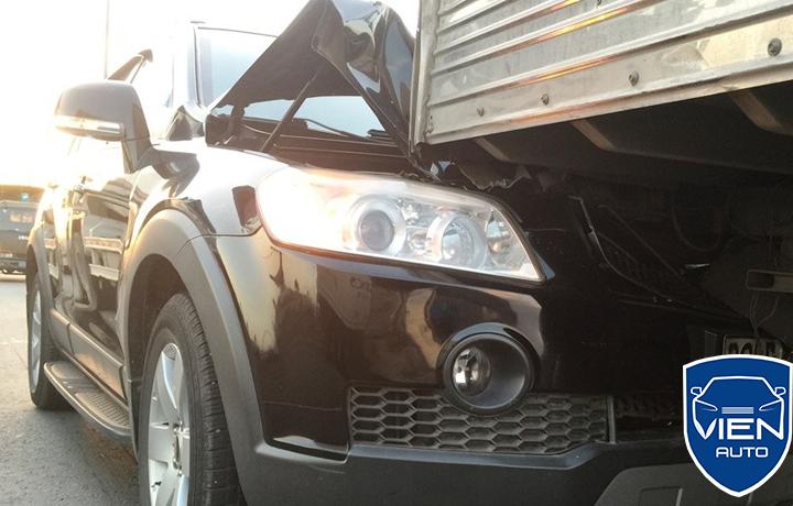 Lỗi hệ thống đèn chiếu sáng trên xe BMW 320