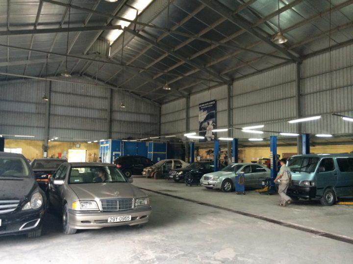 Trung tâm bảo hành BMW 520 quận 7