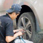 Cách xử lý xe BMW 335 báo lỗi áp suất lốp