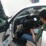 Cách xử lý khi xe BMW 325 báo lỗi code