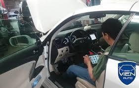 Cách xử lý xe BMW 530 báo lỗi áp suất lốp