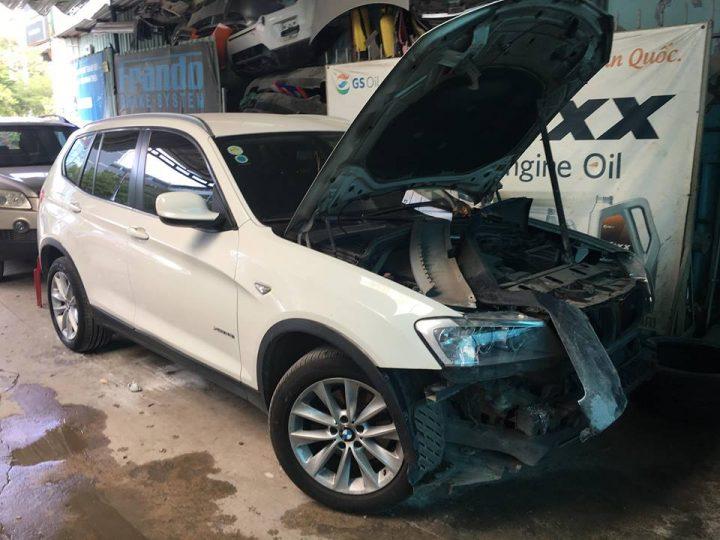 Sửa xe BMW 530 tại nhà