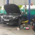 Trung tâm bảo dưỡng BMW 520 uy tín quận Phú Nhuận