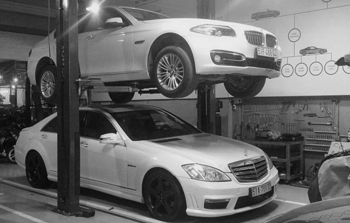 Trung tâm bảo dưỡng BMW 520 uy tín quận 6