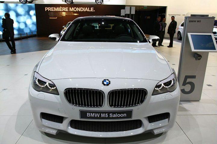 Sửa ô tô BMW 530