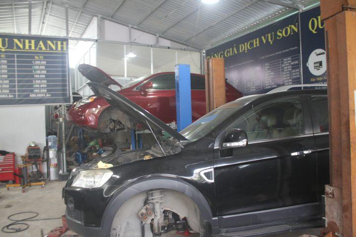 Giá bảo dưỡng xe BMW 530 30.000 km