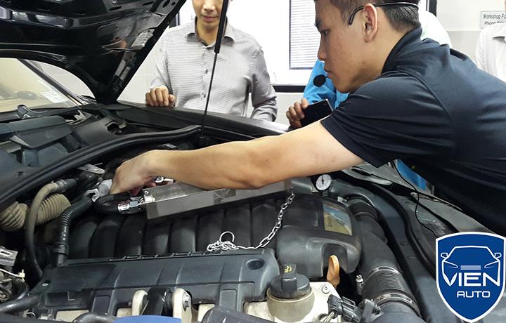 Giá bảo dưỡng xe BMW 530 50.000 km