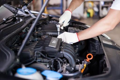 Garage chuyên sửa thước lái Mercedes